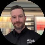 Ryan Barker, Wilmots Decorating center