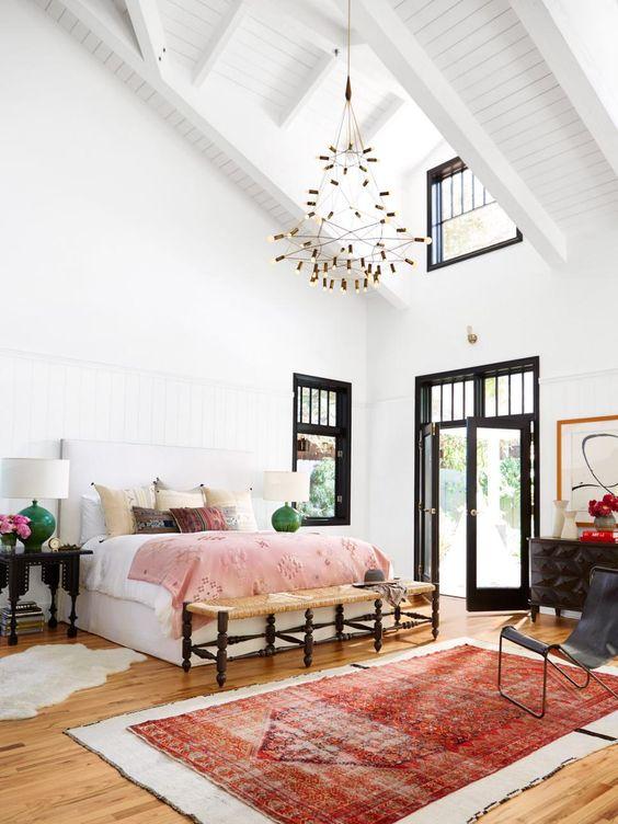 Bright Bedroom (Scandinavian Minimalism)