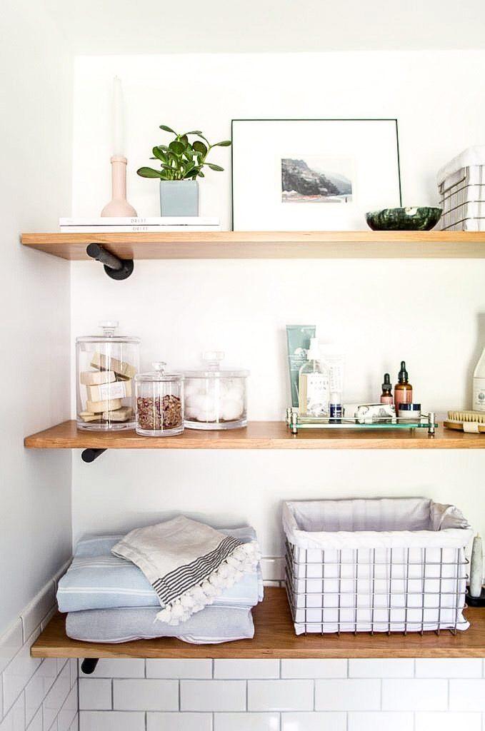 Organized Bathroom Design