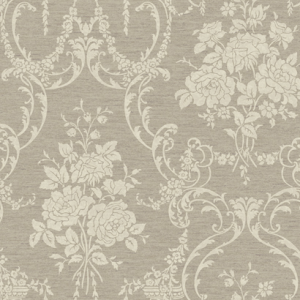Neoclassical wallpaper by York Wallcoverings
