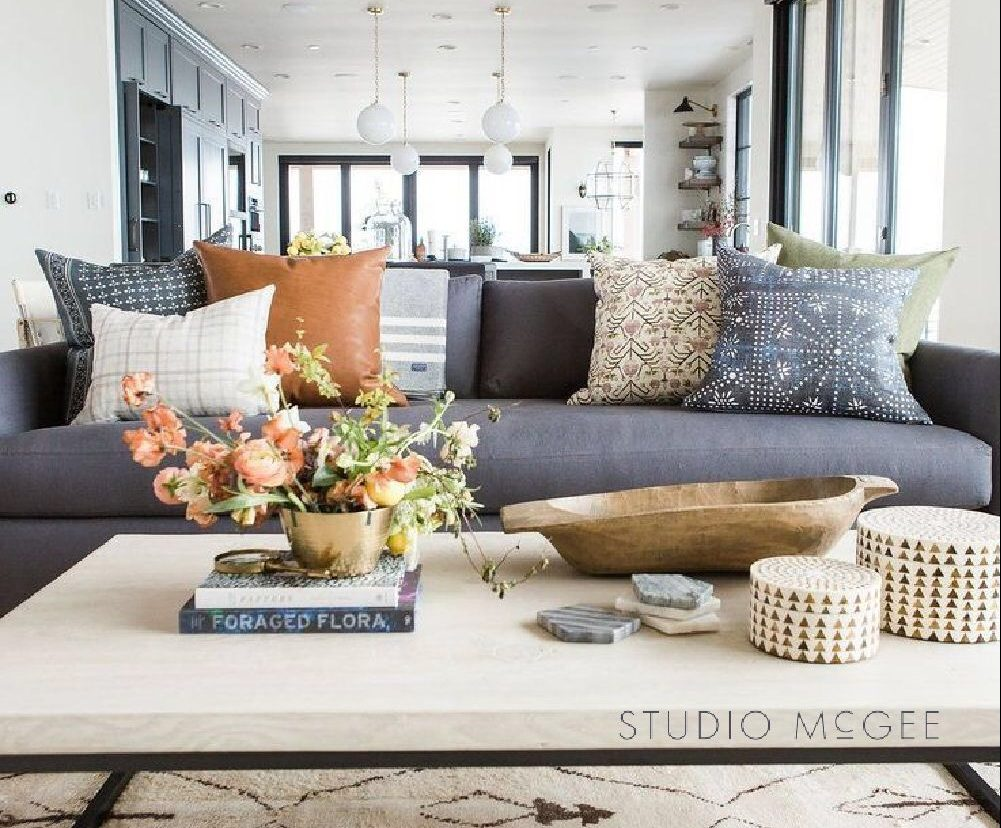 Studio McGee Living Room Throw Pillows