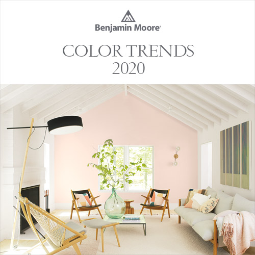 Color Trends 2020, color of the year first light