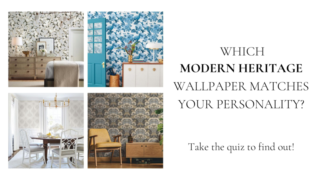 Modern heritage wallpaper quiz