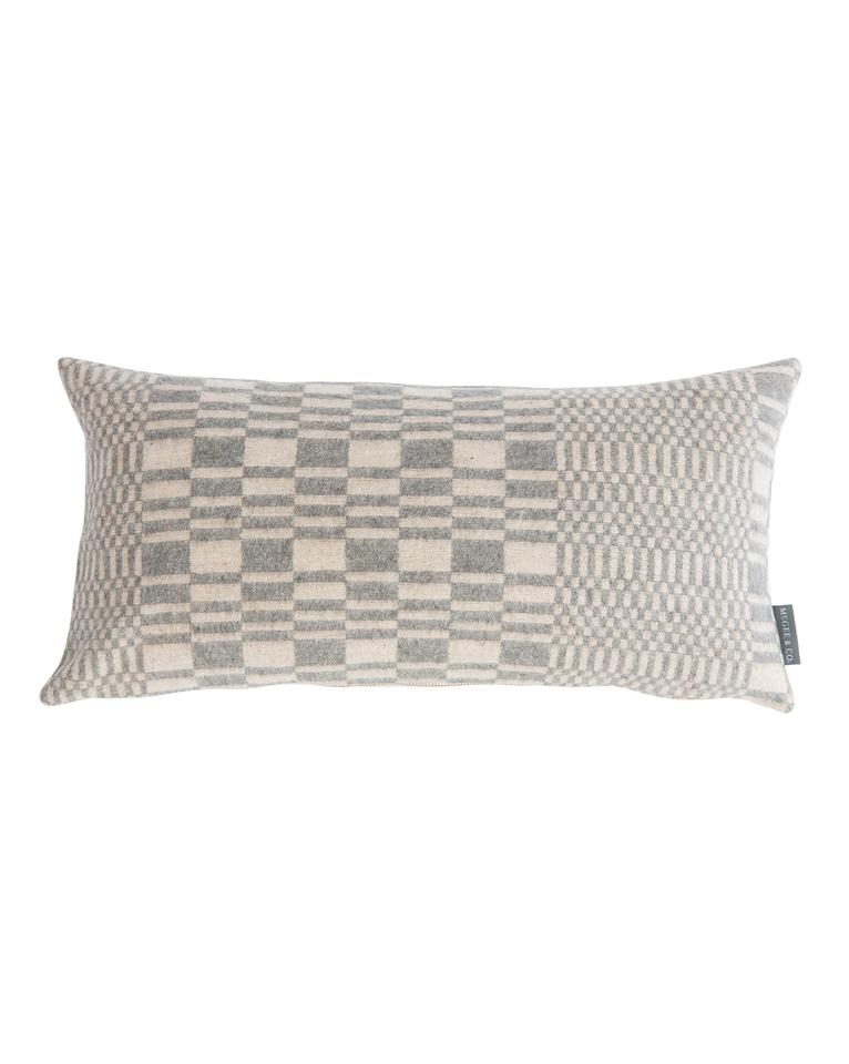 Small print stripes neutral McGee and Co Studio McGee