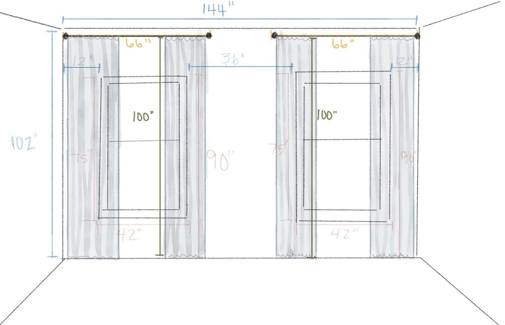 Hassle-free curtain rod installation guide image 6